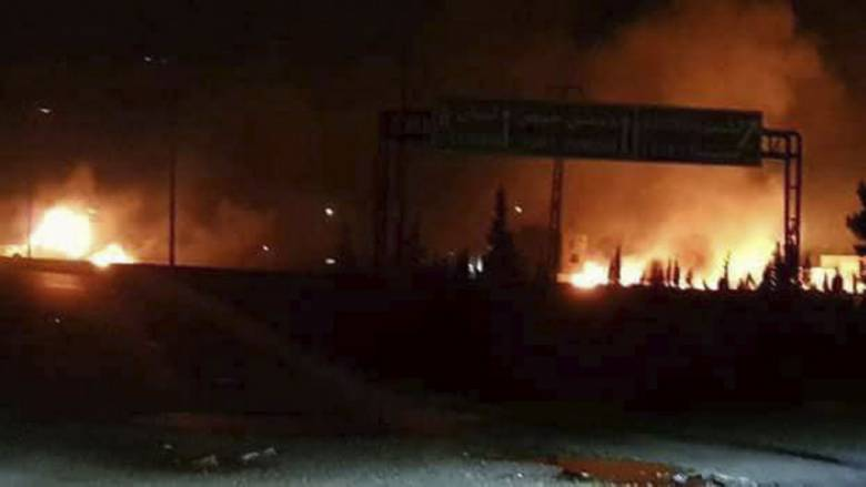 Συρία: Το Ισραήλ έπληξε θέσεις του Ισλαμικού Τζιχάντ στη Δαμασκό - Νεκροί δύο μαχητές