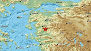 Σεισμός στη δυτική Τουρκία - Αισθητός στο Βόρειο Αιγαίο