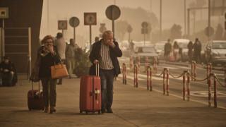 Κανάριες Νήσοι: Αμμοθύελλα δημιουργεί αποπνικτική ατμόσφαιρα