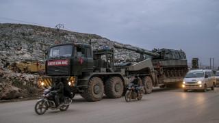 Συρία: Πληροφορίες για ρωσική αεροπορική επίθεση κατά τουρκικών δυνάμεων