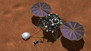 Αποκάλυψη από τη NASA: Ο Άρης είναι γεωλογικά και σεισμικά ενεργός