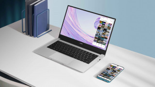 Τα νέα MateBook της Huawei κατέφθασαν
