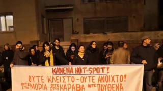 Αναβρασμός στη Μυτιλήνη και Χίο: «Μπλόκο» κατοίκων στην απόβαση αστυνομικών