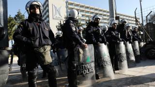 Συνέδριο της ΓΣΕΕ στο Καβούρι παρουσία ισχυρών αστυνομικών δυνάμεων