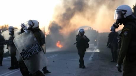 Βουλευτής Χίου ΣΥΡΙΖΑ: Δέχτηκα απρόκλητη επίθεση και προπηλακισμό από τους άνδρες των ΜΑΤ
