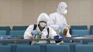 Κοροναϊός στη Νότια Κορέα: Τους 11 έφτασαν οι νεκροί - 1.146 τα κρούσματα του COVID-19