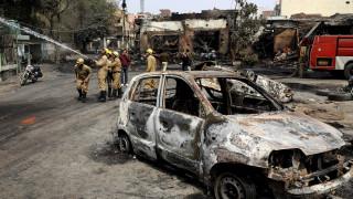 Ινδία: Τρίτη ημέρα βίαιων επεισοδίων – 23 νεκροί