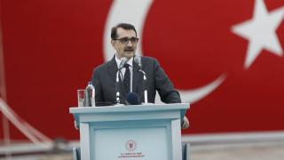Ντονμέζ: Το τρίτο γεωτρύπανο κατευθύνεται στην Τουρκία