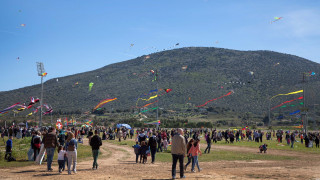 Mεγάλη γιορτή για την Καθαρά Δευτέρα στο Markopoulo Park