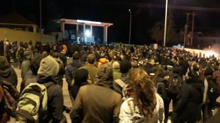 Πέτσας: Αποσύρονται κάποιες από τις δυνάμεις των ΜΑΤ από Μυτιλήνη και Χίο