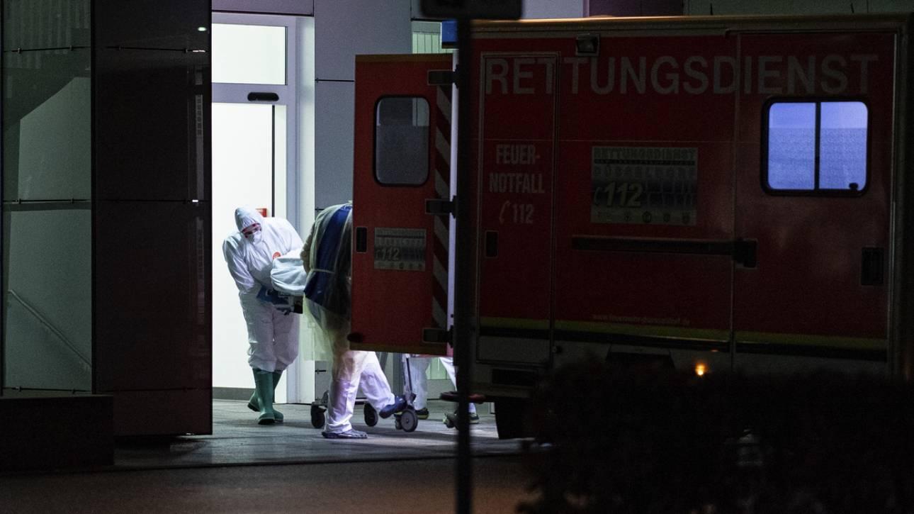 Κοροναϊός: 10 νέα κρούσματα μέσα σε 24 ώρες στη Γερμανία