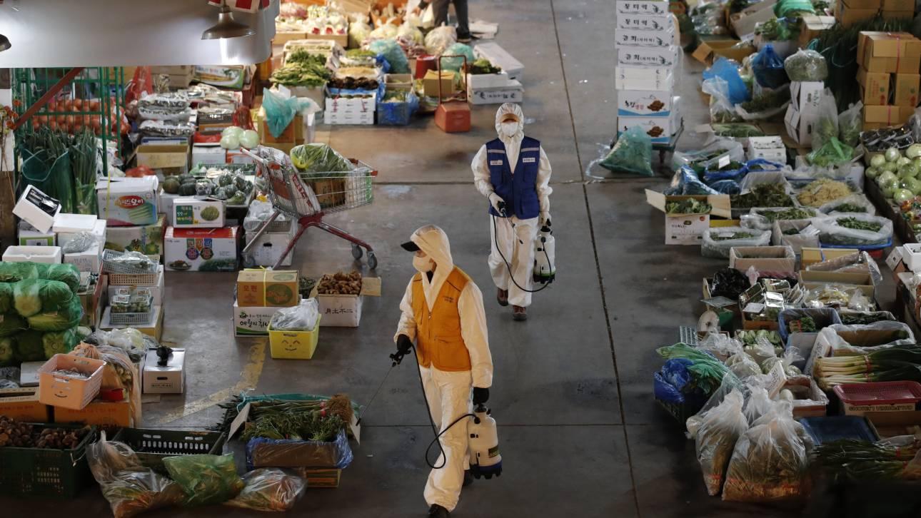 Παγκόσμια ανησυχία για τον κοροναϊό: Αφήνει την Κίνα, εξαπλώνεται στον κόσμο