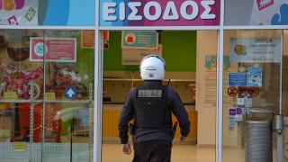 Επίθεση σε κατάστημα Jumbo στο Μαρούσι τα ξημερώματα