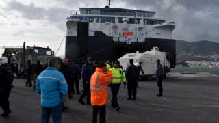 Προσφυγικό: Δεύτερη μέρα κινητοποιήσεων σε Μυτιλήνη και Χίο παρά την αποχώρηση των ΜΑΤ
