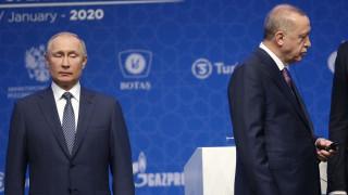 «Πόρτα» Πούτιν στον Ερντογάν: Έχουμε άλλα σχέδια για τις 5 Μαρτίου