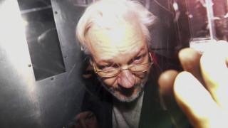Βρετανία: Αναβολή έως το Μάιο για την έκδοση του Ασάνζ στις ΗΠΑ