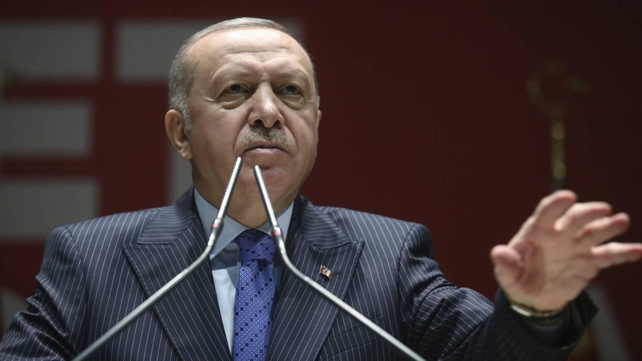 Ερντογάν: Η κατάσταση σε Λιβύη και Συρία κλίνει προς το μέρος της Τουρκίας