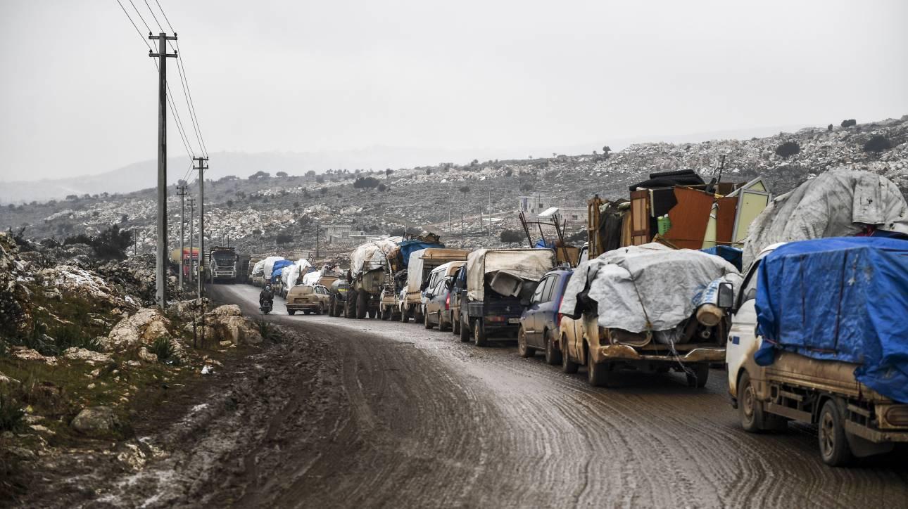 Reuters: Η Τουρκία ανοίγει τα σύνορά της για να φύγουν οι πρόσφυγες