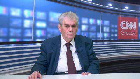 Live συνέντευξη του Δ. Παπαγγελόπουλου στο CNN Greece