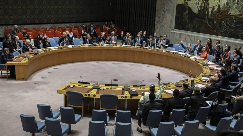 Έκτακτη συνεδρίαση του Συμβουλίου Ασφαλείας του ΟΗΕ για τη Συρία