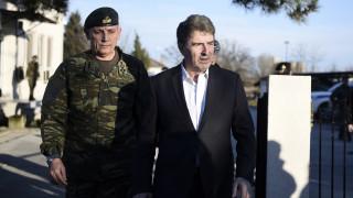 Χρυσοχοΐδης από Έβρο: Η Ελλάδα προστατεύει τα σύνορά της - Ενίσχυση της περιφρούρησης