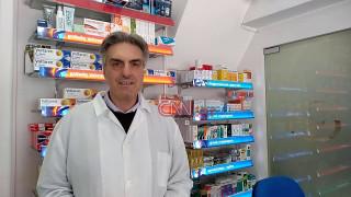 Πρόεδρος Φαρμακευτικού Συλλόγου Θεσσαλονίκης: Αυτά τα είδη είναι σε έλλειψη στα φαρμακεία