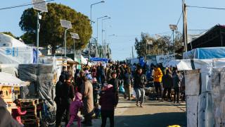 Αναστάτωση στη Μυτιλήνη από φήμη για άνοιγμα των συνόρων - Νέα επεισόδια στη Χίο