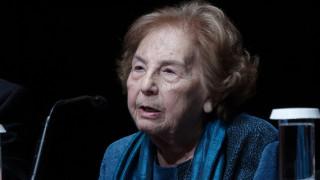 Άλκη Ζέη: Την Τρίτη η κηδεία της πολυβραβευμένης συγγραφέως