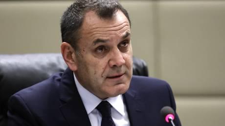 Παναγιωτόπουλος: Τα σύνορα πρέπει να φυλαχθούν, ενισχύουμε τις δυνάμεις μας
