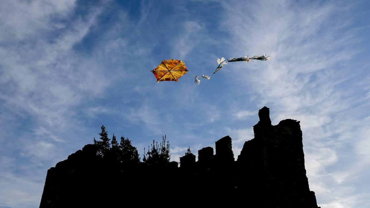 Καιρός Καθαρά Δευτέρα: Με τι καιρό θα πετάξουμε χαρταετό