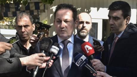 Πέτσας: Οργανωμένη, μαζική και παράνομη απόπειρα παραβίασης των συνόρων Ελλάδας