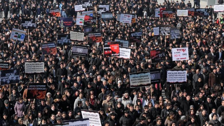 Η Σφαγή του Χοτζαλί στον πόλεμο Αρμενίας-Αζερμπαϊτζάν για το Ναγκόρνο Καραμπάχ