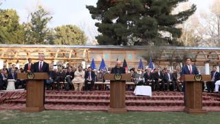 Φεύγουν οι ΗΠΑ από το Αφγανιστάν: Υπεγράφη η ιστορική συμφωνία με τους Ταλιμπάν