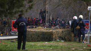 Χρυσοχοϊδης: Η Ελλάδα έχει σύνορα - Ενισχύονται οι δυνάμεις της ΕΛ.ΑΣ.