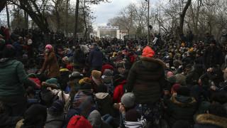 Έβρος: Σε επιφυλακή ο Στρατός στα σύνορα - 36 χιλιάδες έφυγαν λέει ο Τούρκος ΥΠΕΣ