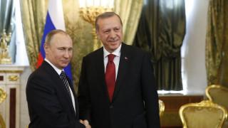 Συνάντηση Πούτιν - Ερντογάν στις 5 Μαρτίου στη Μόσχα