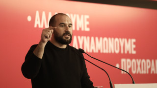 Τζανακόπουλος:  Είναι αδύνατον να ανοίξουν στη μεταπολεμική Ευρώπη ξερονήσια