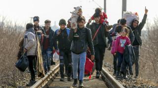 Η ΕΕ έχει δώσει 3,2 δισ. ευρώ για τους πρόσφυγες στην Τουρκία και θα τους στηρίζει έως το 2025