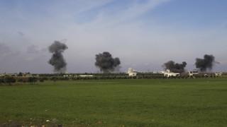 Συρία: Κατάρριψη τριών τουρκικών drone στην Ιντλίμπ από τον συριακό στρατό