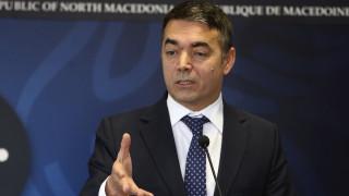 Ντιμιτρόφ: «Στεκόμαστε στο πλευρό της Ελλάδας και της Βουλγαρίας»