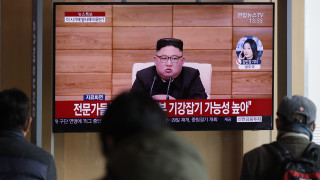 Η Βόρεια Κορέα εκτόξευσε δύο πυραύλους αγνώστου τύπου