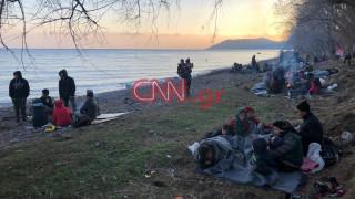 To CNN Greece στη Μυτιλήνη: 977 πρόσφυγες και μετανάστες στα νησιά