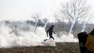 Έβρος: Καρέ - καρέ τα επεισόδια στις Καστανιές