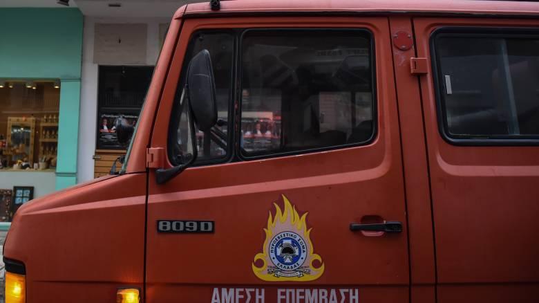 Χανιά: Νεκρή 76χρονη μετά από φωτιά που ξέσπασε στο σπίτι της