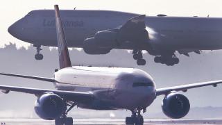 Ματαίωση πτήσεων στο αεροδρόμιο της Φρανκφούρτης λόγω drone