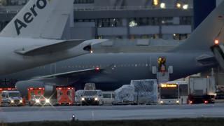 Φρανκφούρτη: Άνοιξε το αεροδρόμιο μετά τον συναγερμό για drone