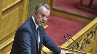 Κορωνοϊός: Ανησυχία Σταϊκούρα για τις επιπτώσεις στην ελληνική οικονομία