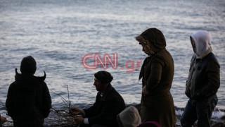 Το CNN Greece στη Μυτιλήνη: Συνεχίζεται η άφιξη μεταναστών - Δραστικά μέτρα ζητούν οι κάτοικοι