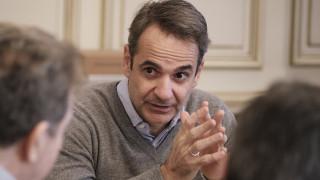 Στον Έβρο την Τρίτη ο Μητσοτάκης μαζί με την ηγεσία της ΕΕ