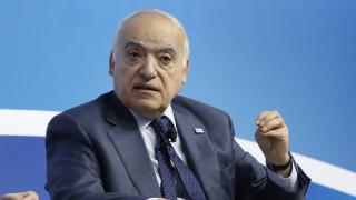 Παραιτήθηκε ο ειδικός απεσταλμένος του ΟΗΕ στη Λιβύη, Γασάν Σαλάμε